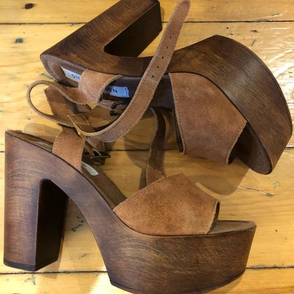 8462c1be351 Steve Madden Shoes - STEVE MADDEN LULLA - WORN TWICE